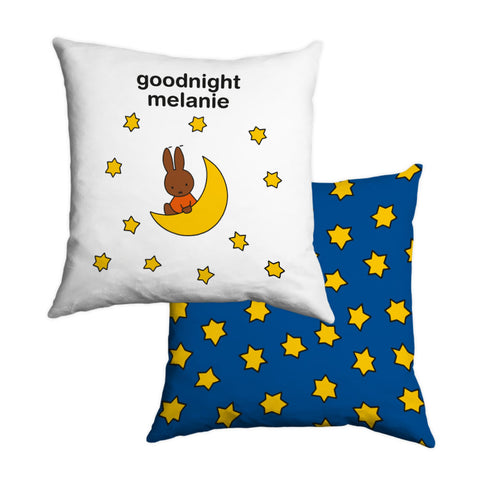 goodnight melanie Personalised Cushion