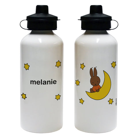 Melanie on the Moon Personalised Water Bottle