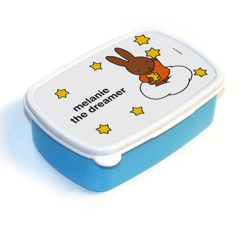 melanie the dreamer Personalised Lunchbox