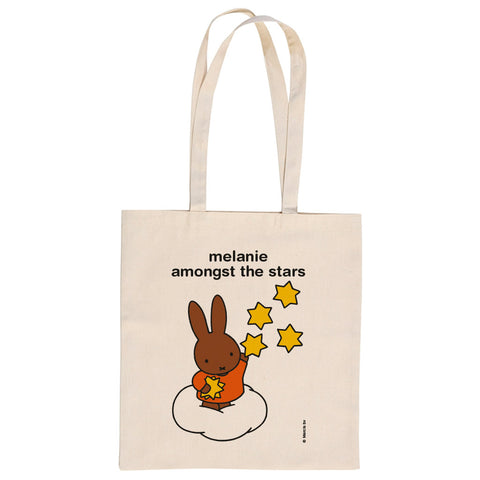 melanie amongst the stars Personalised Tote Bag