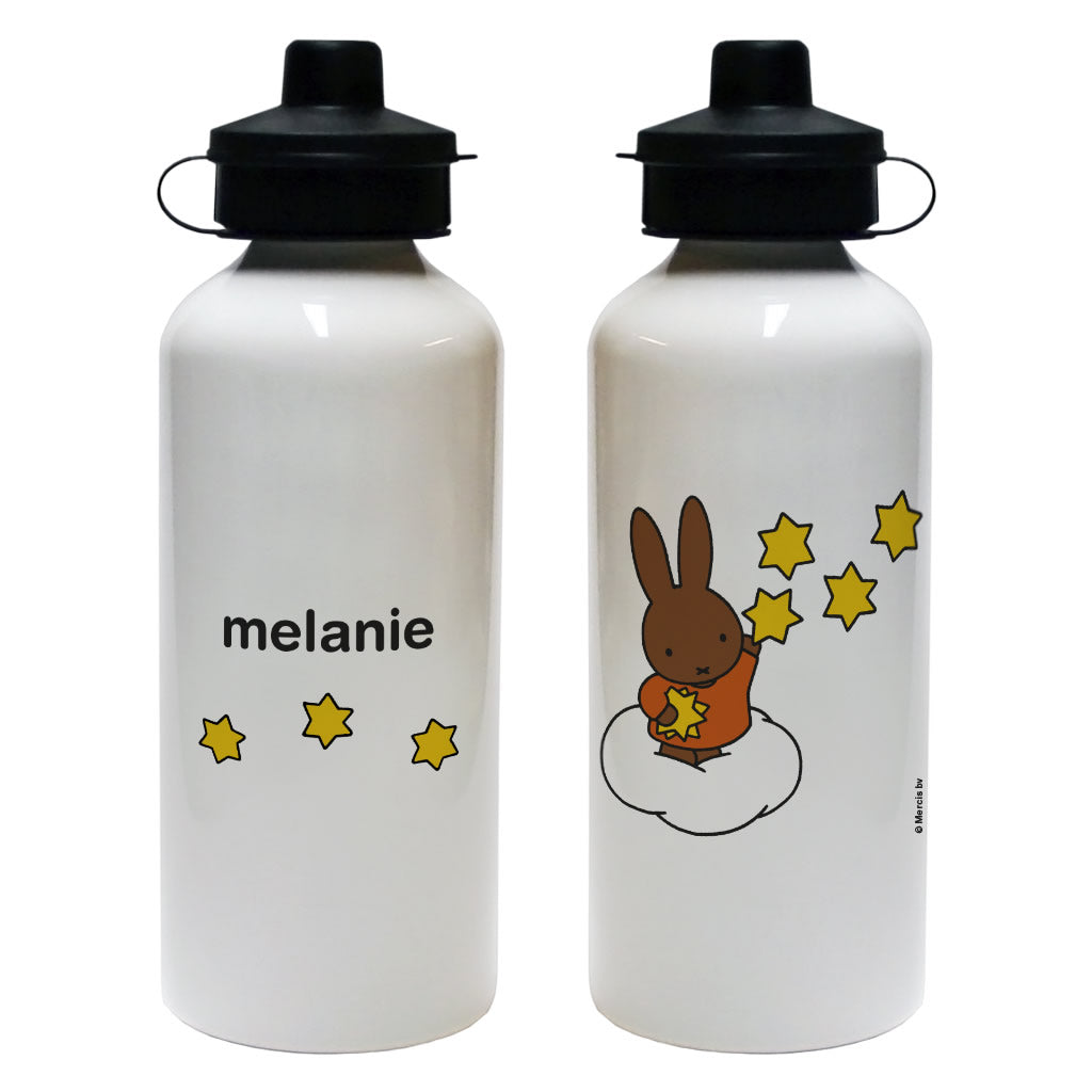 Starry Melanie Personalised Water Bottle
