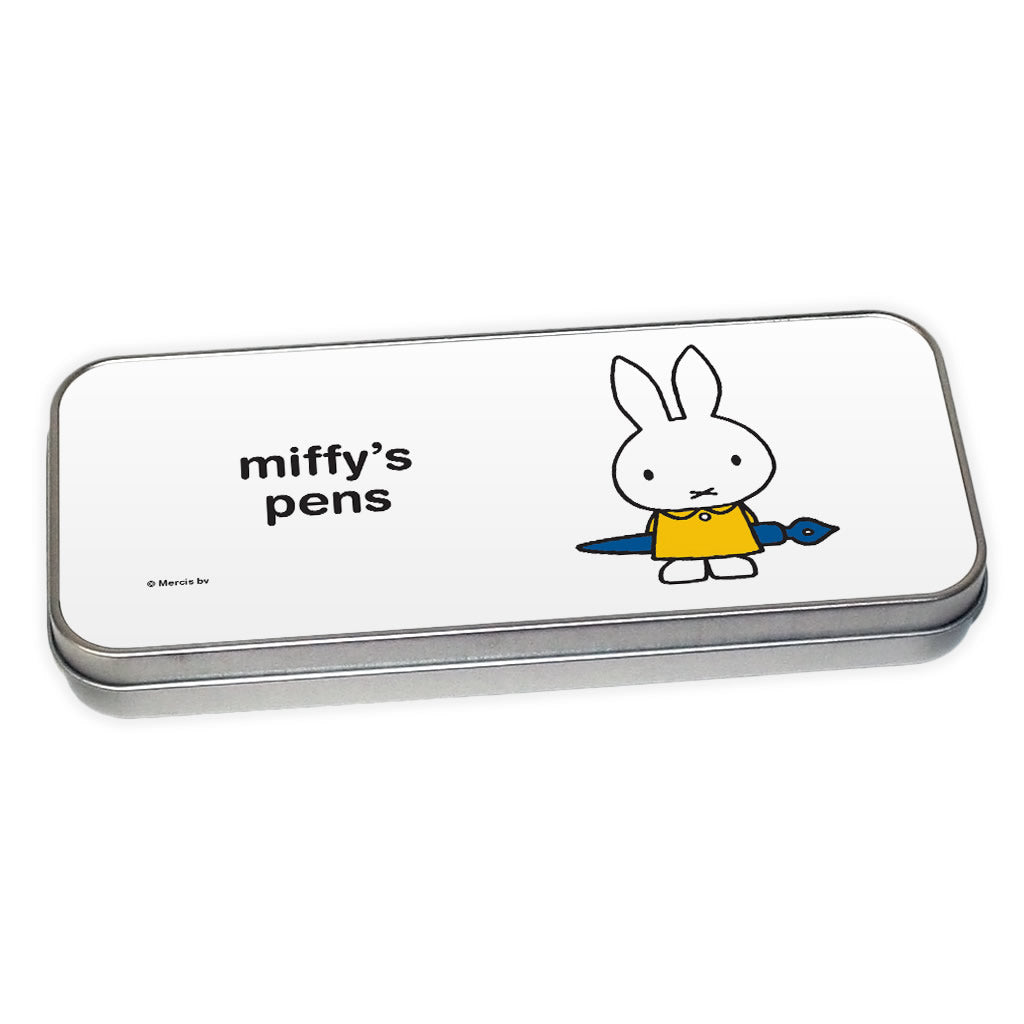 miffy's pens Personalised Pencil Tin