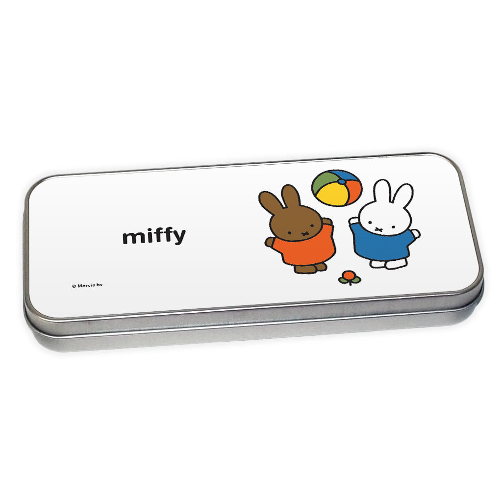 miffy Personalised Pencil Tin