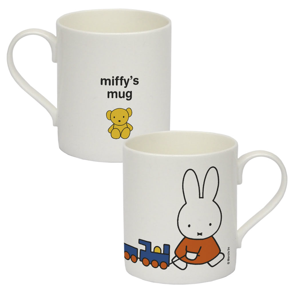 miffy's mug Personalised Bone China Mug