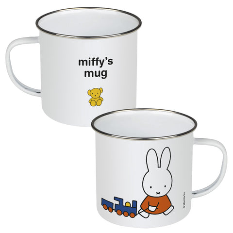 miffy's mug Personalised Enamel Mug