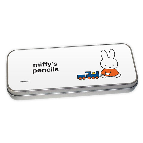 miffy's pencils Personalised Pencil Tin