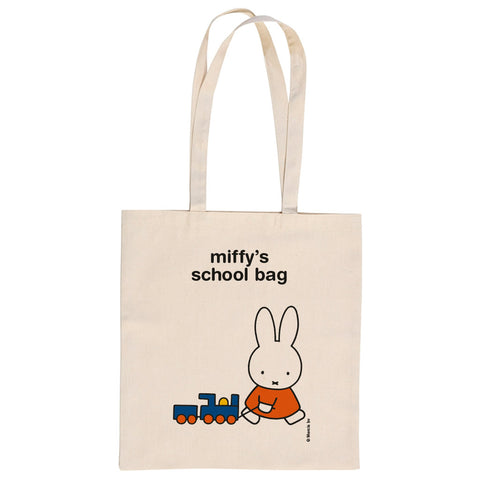 miffy's school bag Personalised Tote Bag