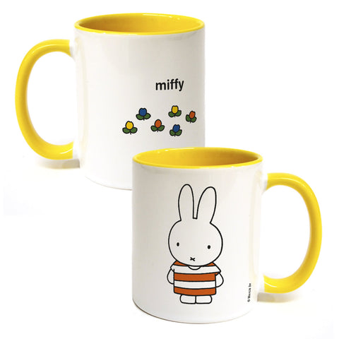 miffy Personalised Coloured Insert Mug