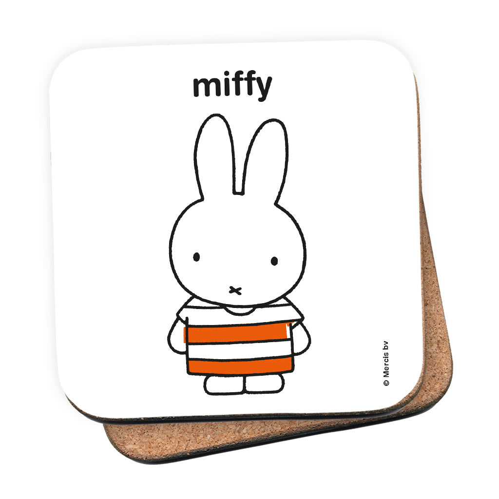 miffy Personalised Coaster