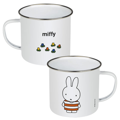 miffy Personalised Enamel Mug