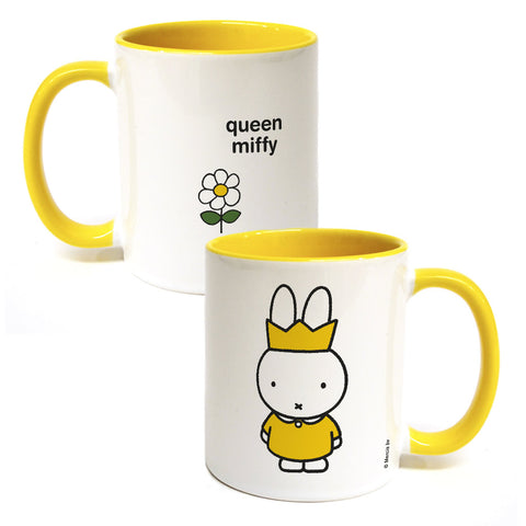 queen miffy Personalised Coloured Insert Mug