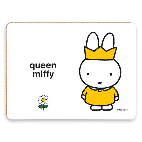 queen miffy Personalised Placemat