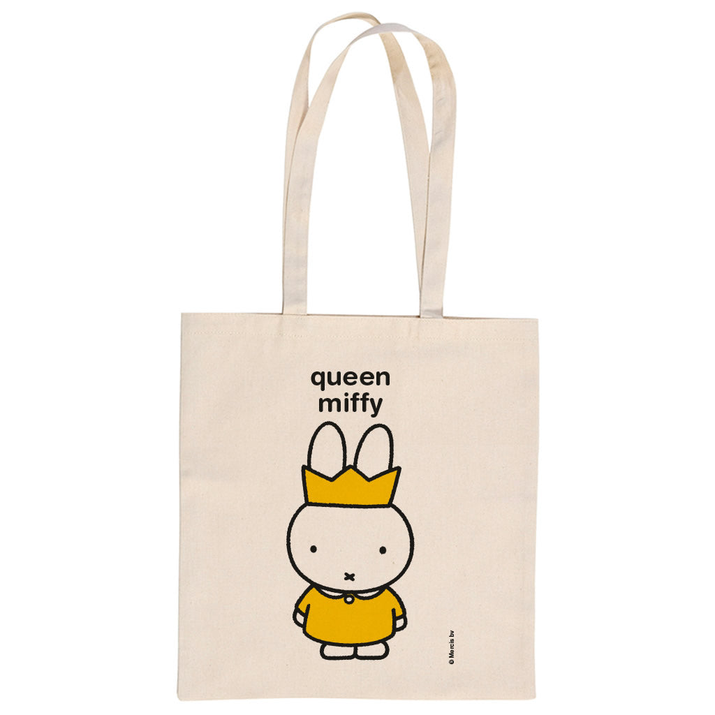 queen miffy Personalised Tote Bag