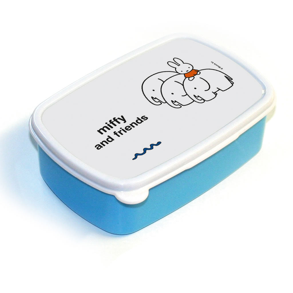 miffy and friends Personalised Lunchbox