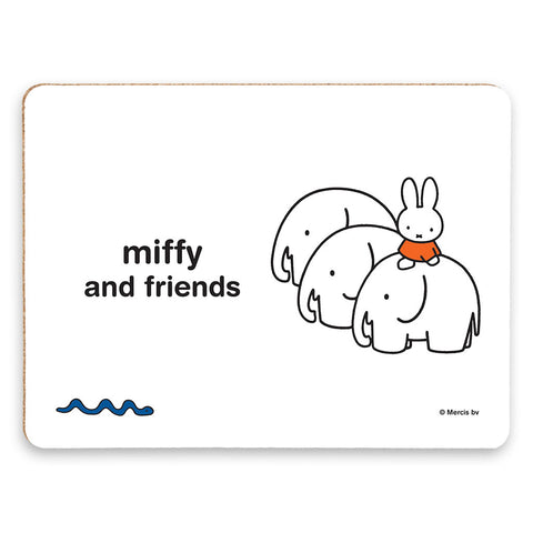 miffy and friends Personalised Placemat