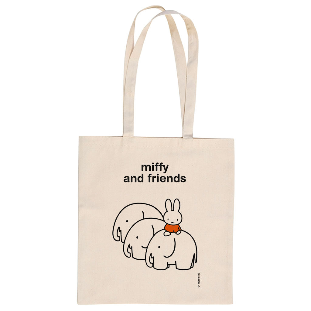 miffy and friends Personalised Tote Bag