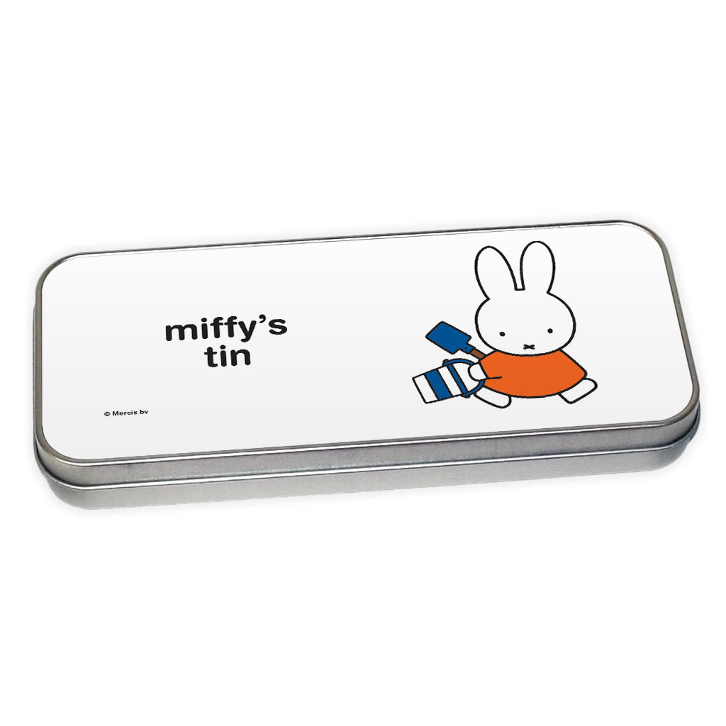 miffy's tin Personalised Pencil Tin