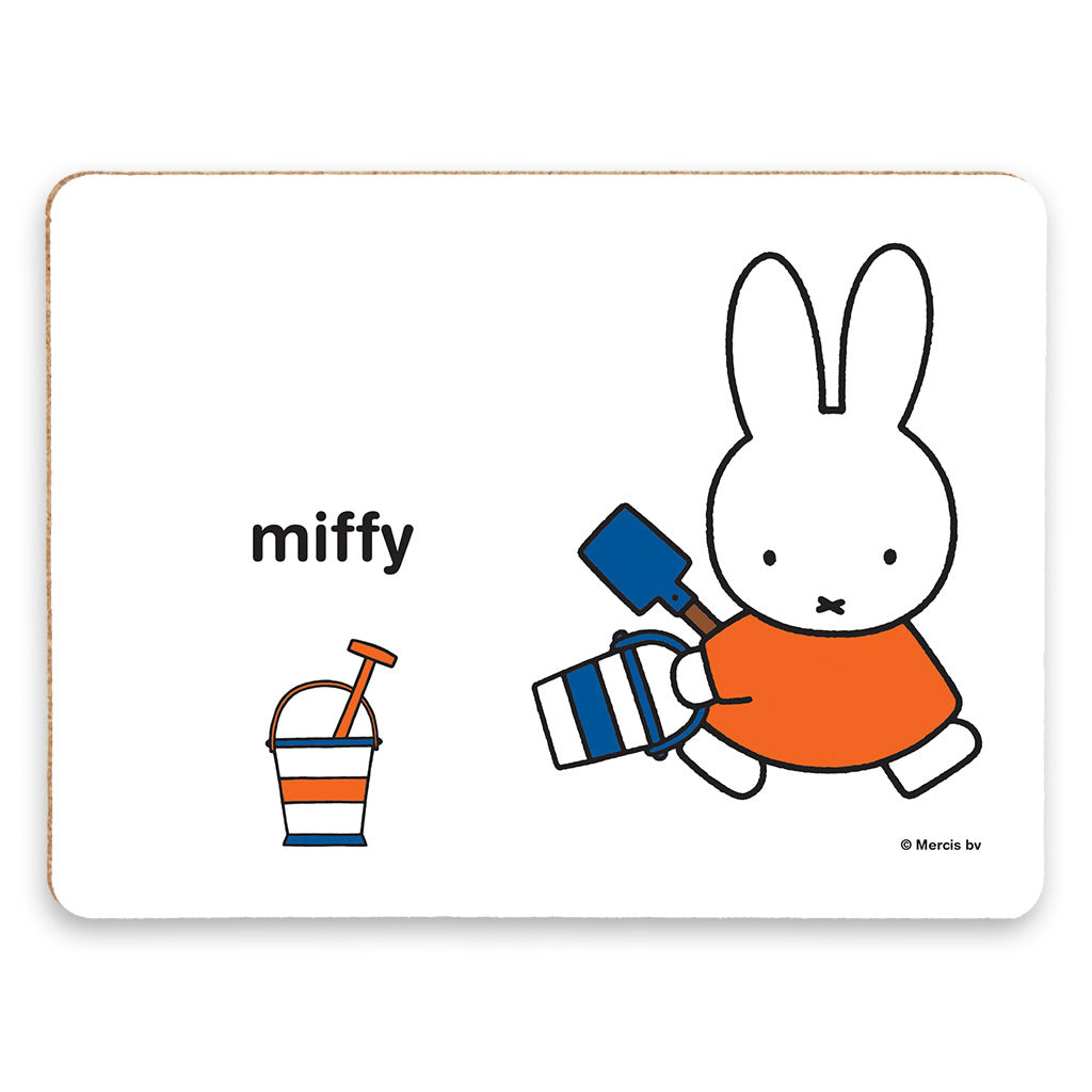 miffy Personalised Placemat