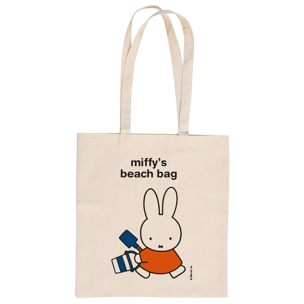 miffy Personalised beach bag tote