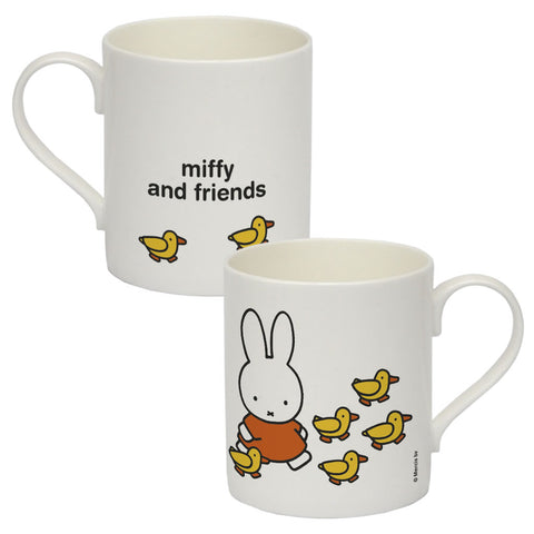 Miffy & Friends Ducks Personalised Bone China Mug