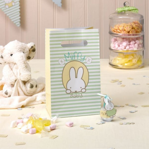 Miffy baby party bags - pack of 5