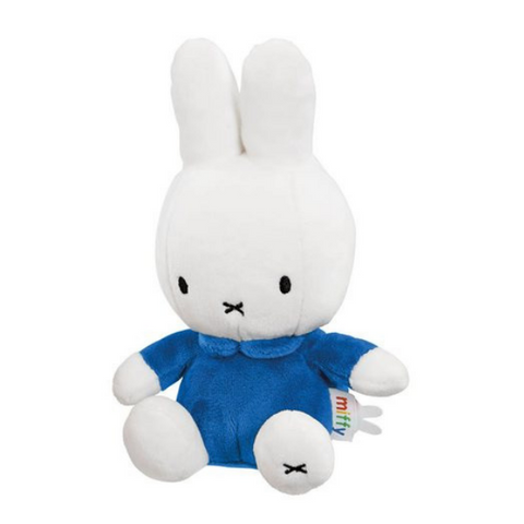 Miffy Blue Plush Soft Toy