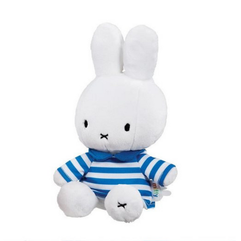 Miffy Blue Stripe