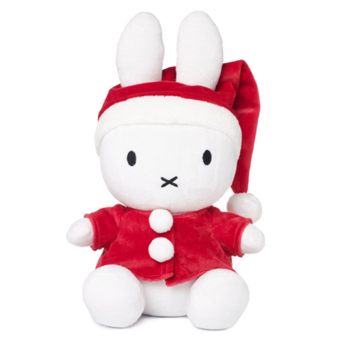 Miffy Father Christmas Large Plush