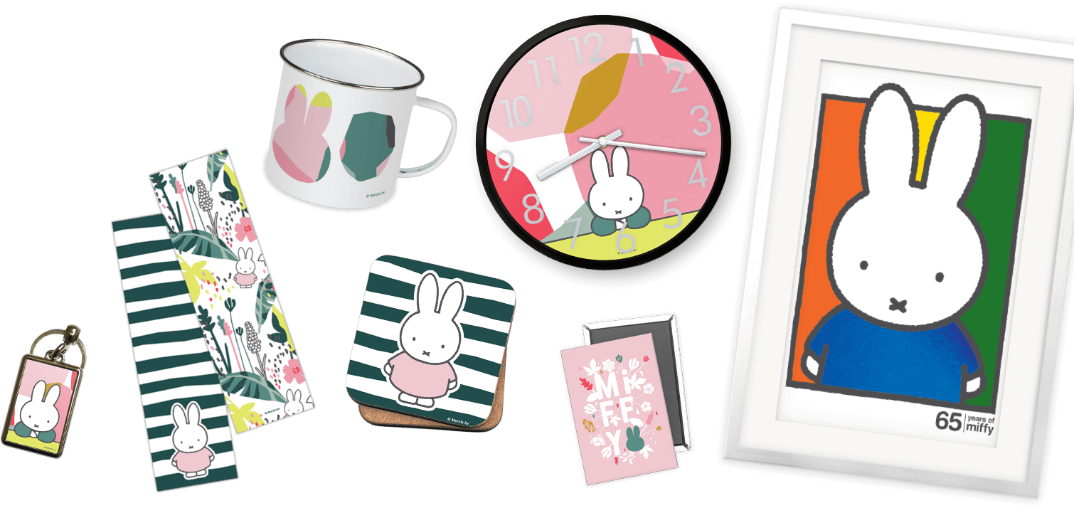 The Offcial Miffy Shop - Brand New for 2020