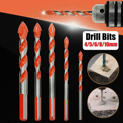 Ultimax™ Punch Drill BIts