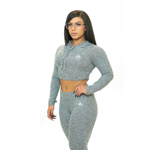 LOUNGE WEAR LONG SLEEVE TOP
