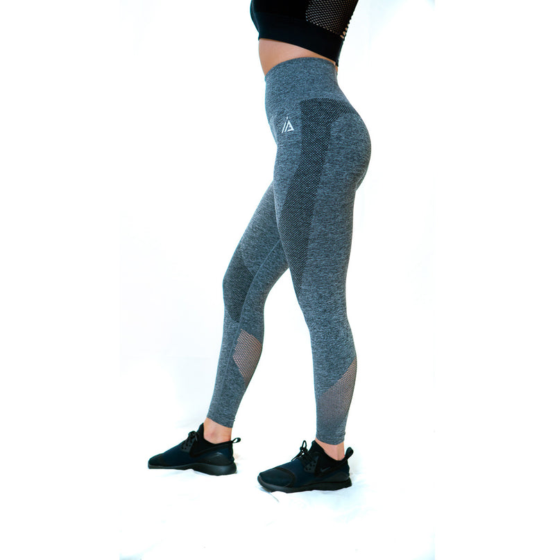 INSPIRE SEAMLESS LEGGINGS (Grey)