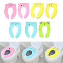 Load image into Gallery viewer, Foldable potty seat