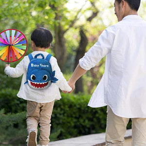 Baby Shark Backpack - Cute Animal Bag