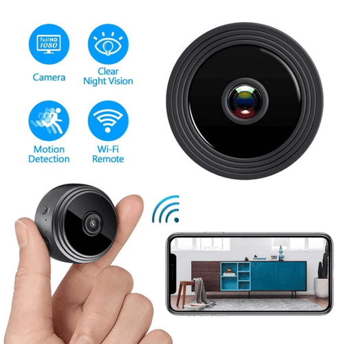 A9 WiFi 1080P Full HD Night Vision Wireless IP Camera™