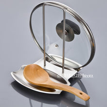 Load image into Gallery viewer, Stainless Steel Utensil Stand