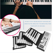 Load image into Gallery viewer, Piango Portable Electronic Piano