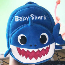 Load image into Gallery viewer, Baby Shark Backpack - Cute Animal Bag