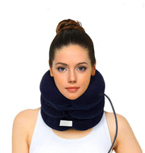 Load image into Gallery viewer, Neck Traction Device for Men & Women