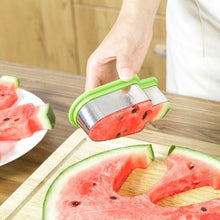 Load image into Gallery viewer, Watermelon Popsicle Cutters