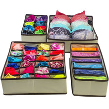 Load image into Gallery viewer, Foldable Closet Underwear Organizer(1 Set)