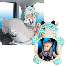 Load image into Gallery viewer, Baby Backseat Mirror
