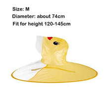 Load image into Gallery viewer, Yellow Duck Rain Cover