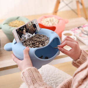 Phone Snack Bowl