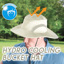 Load image into Gallery viewer, Hydro Cooling Bucket Hat