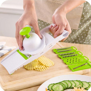 5 In One Vegetables Cutter