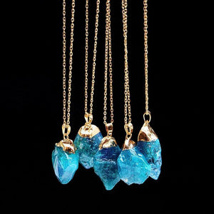 Crystal Necklace Pendant