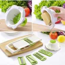 Load image into Gallery viewer, 5 In One Vegetables Cutter