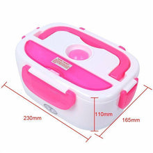 Load image into Gallery viewer, Portable Electric Heating Lunch Box For Car