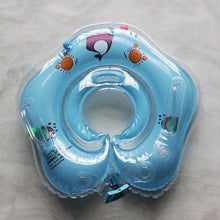 Load image into Gallery viewer, Baby Inflatable Swimming Neck Float Ring